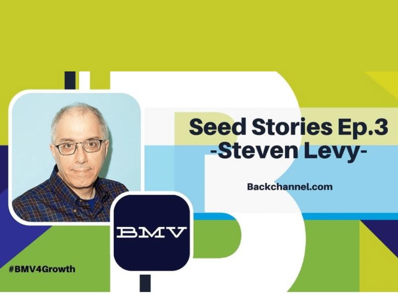 Steven Levy, Backchannel.com