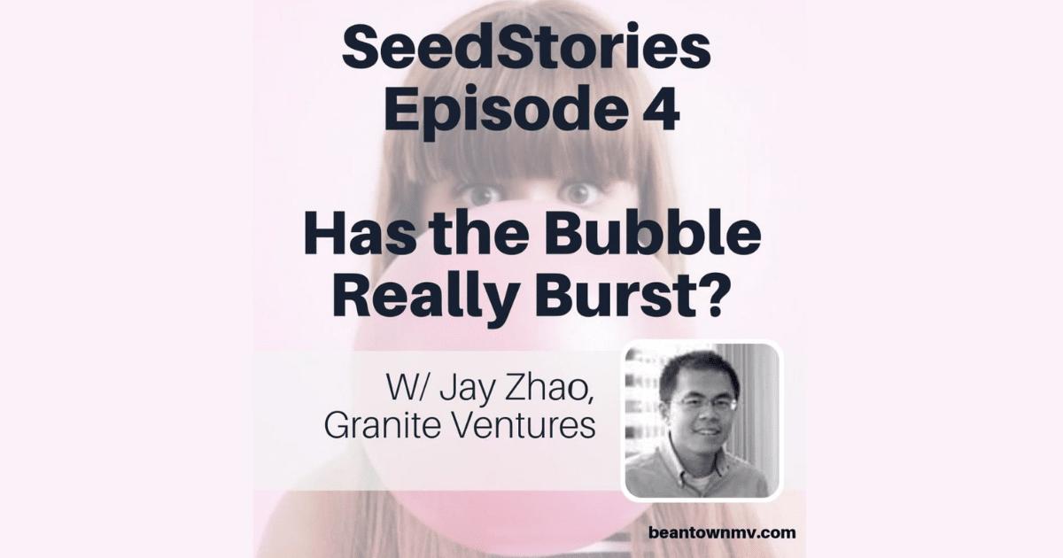 Jay Zhao, Granite Ventures