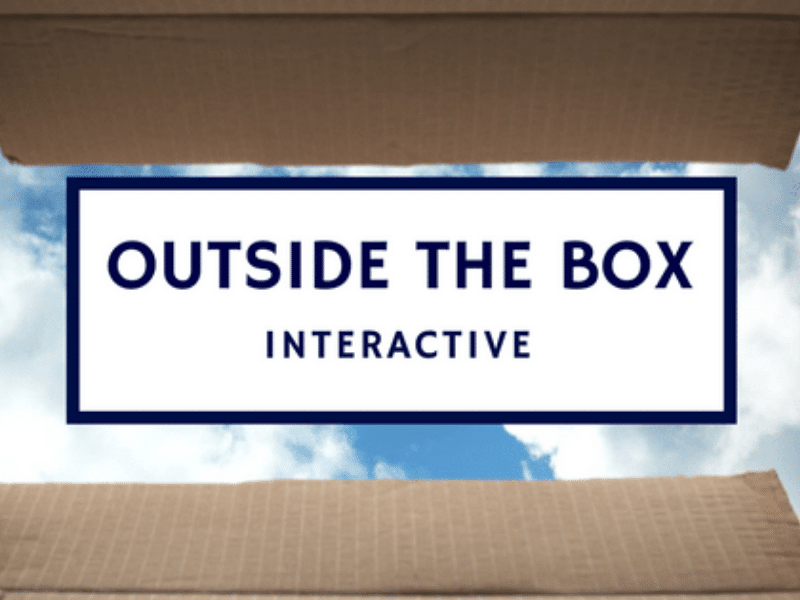 BMV Goes to Outside the Box Interactive
