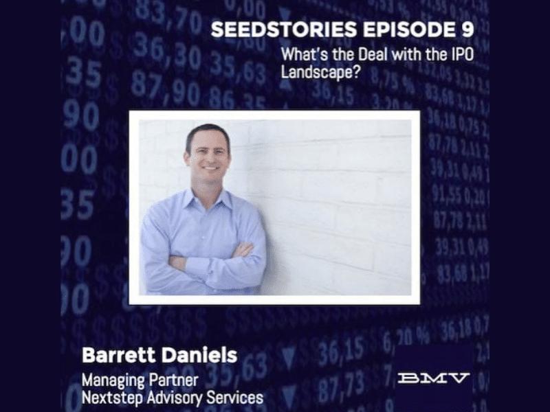 Barrett Daniels, Nextstep Advisory