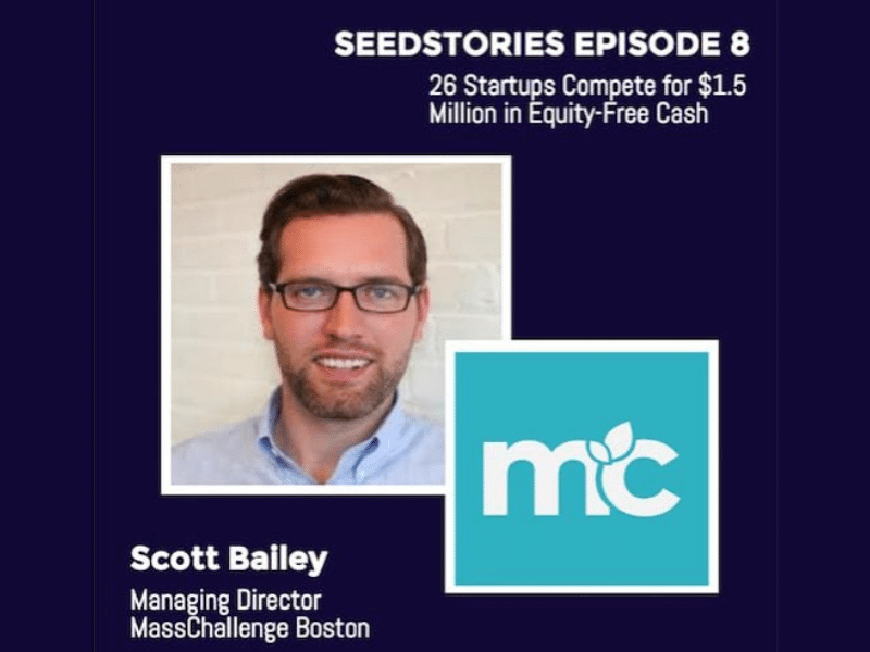 Scott Bailey, MassChallenge Boston