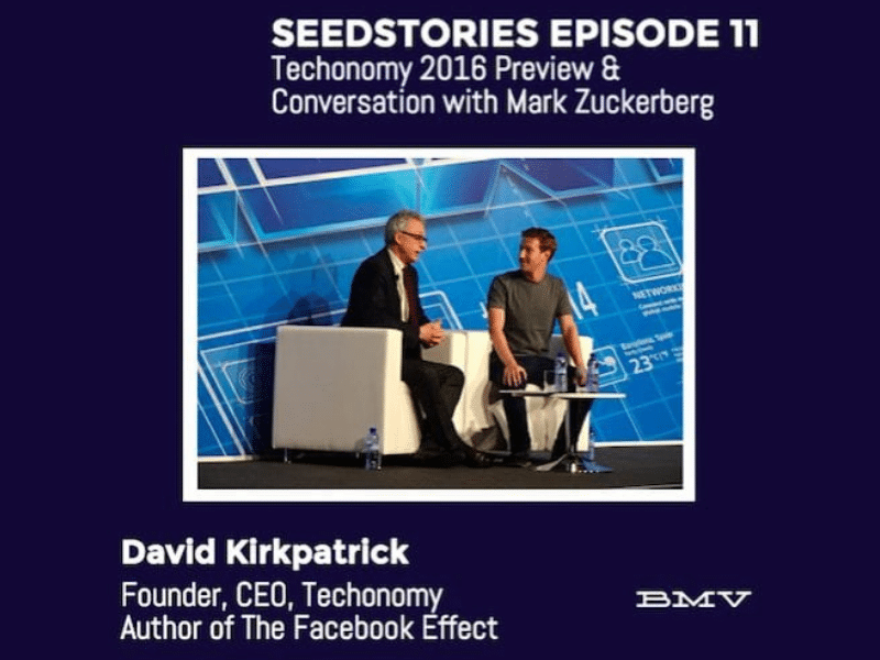 David Kirkpatrick, Techonomy