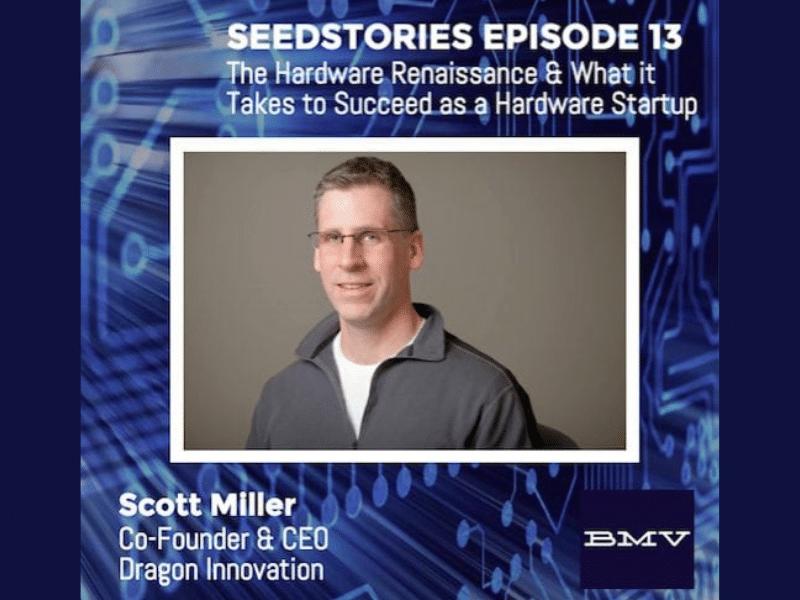 Scott Miller, Dragon Innovation
