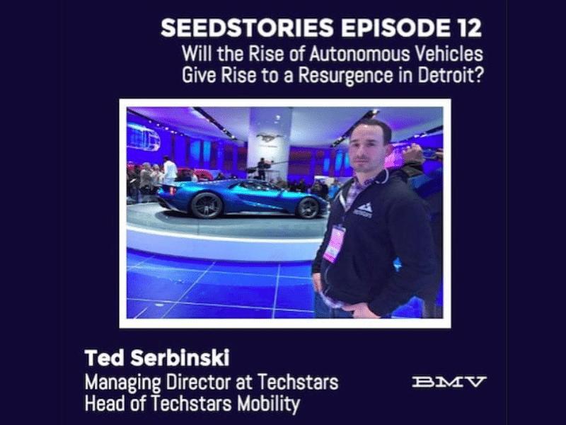 Ted Serbinski, Techstars