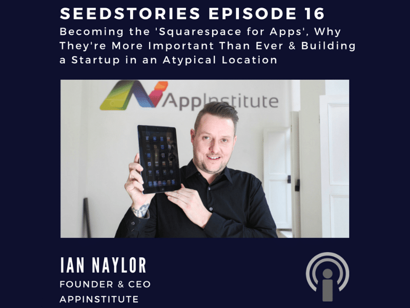 Ian Naylor, AppInstitute Feature