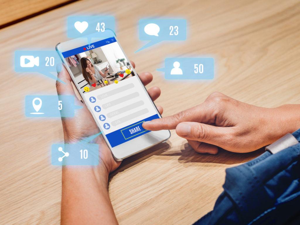 influencer marketing shares