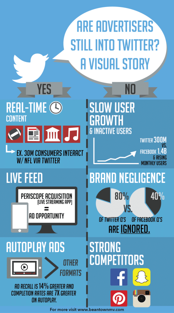 Twitter Ad Infographic